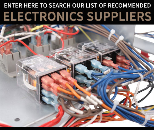 Image: Electronics Suppliers Quick Link