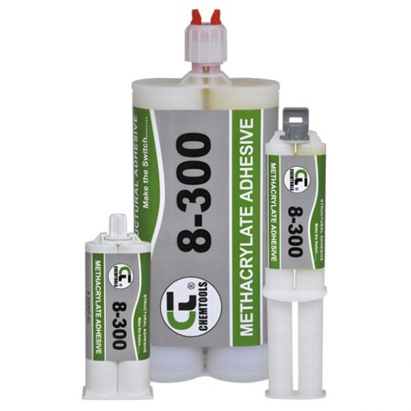 8-300 Methacrylate Adhesive Product Range
