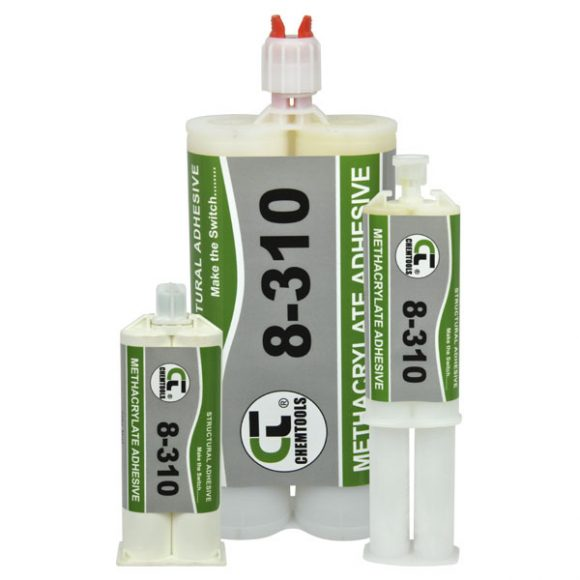 8-310 Methacrylate Adhesive Product Range