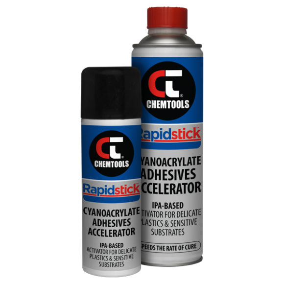 Rapidstick™ Cyanoacrylate Adhesives Accelerator (IPA-Based) Product Range