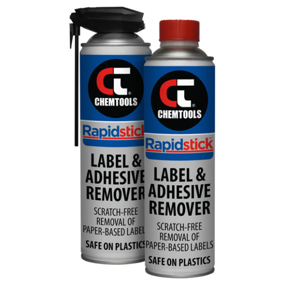 Rapidstick™ Label & Adhesive Remover Product Range