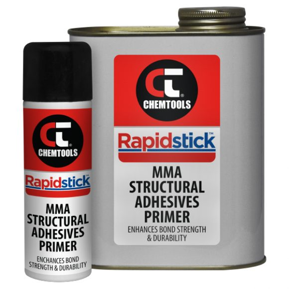 Rapidstick™ MMA Structural Adhesives Primer Product Range