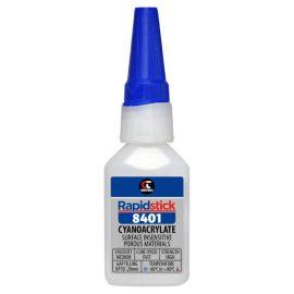 Rapidstick 8401 Cyanoacrylate Adhesive, 25ml