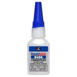 Rapidstick™ 8406 Cyanoacrylate Adhesive, 25ml