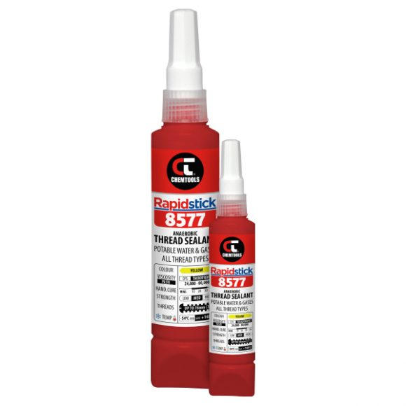 Rapidstick™ 8577 Thread Sealant Product Range