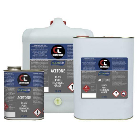 Acetone Product Range