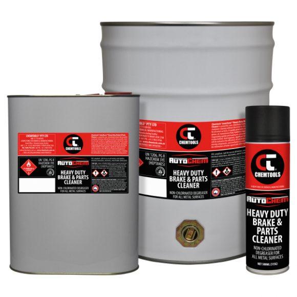 AutoChem™ Heavy Duty Brake & Parts Cleaner Product Range