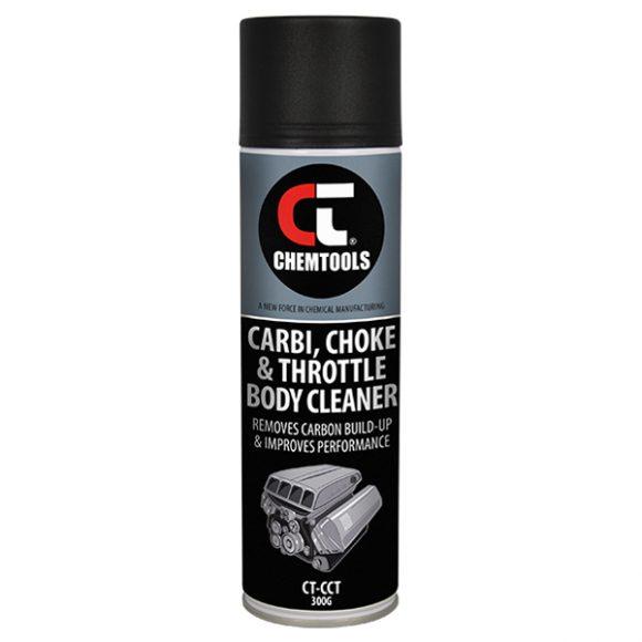 Carbi, Choke & Throttle Body Cleaner, 300g Aerosol