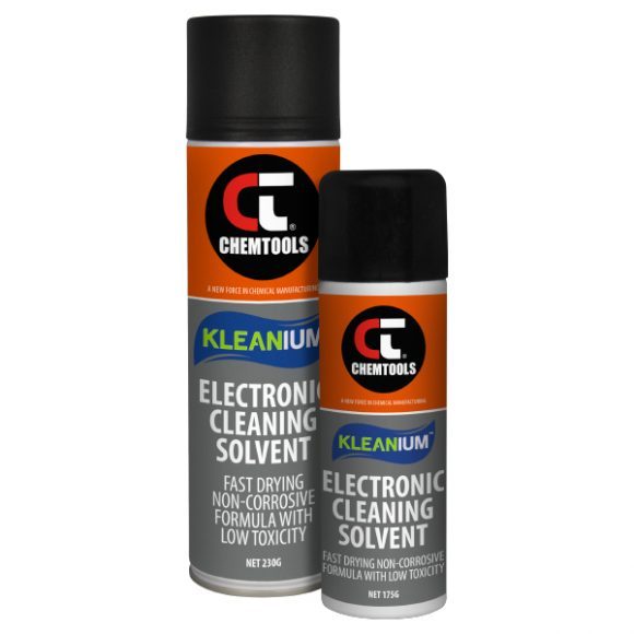 Kleanium™ Electronic Cleaning Solvent Product Range