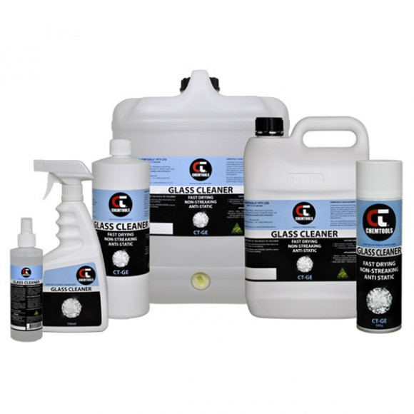 Glass Cleaner Product Range