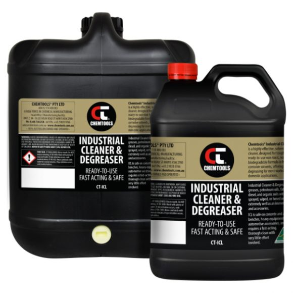 Industrial Cleaner & Degreaser Product Range