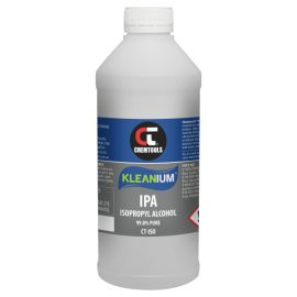 Kleanium™ 99.8% Pure IPA Isopropyl Alcohol, 1L Bottle