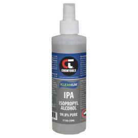 Kleanium™ 99.8% Pure IPA Isopropyl Alcohol, 250ml Pump Bottle