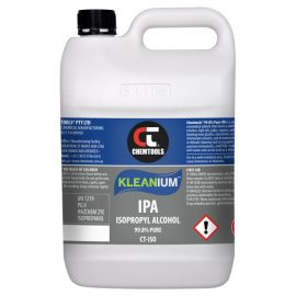 Kleanium™ 99.8% Pure IPA Isopropyl Alcohol, 5L Bottle