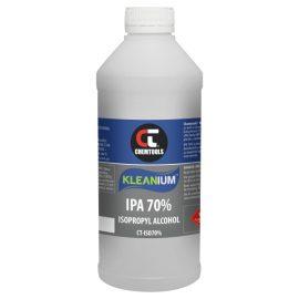 Kleanium™ 70% IPA Isopropyl Alcohol, 1L Bottle
