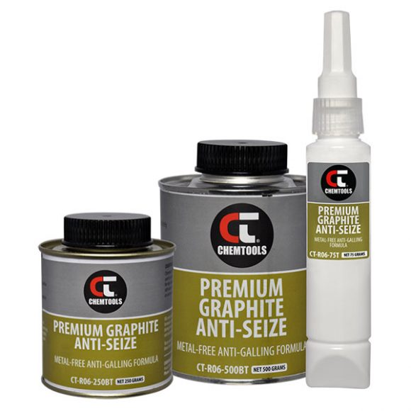 Premium Graphite Anti-Seize Product Range