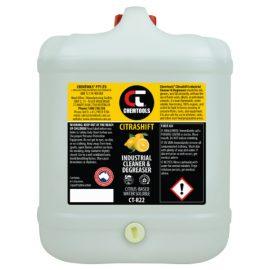 Citrashift Industrial Cleaner & Degreaser. 20L