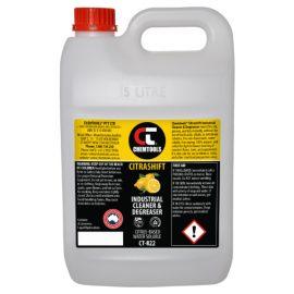 Citrashift Industrial Cleaner & Degreaser. 5L