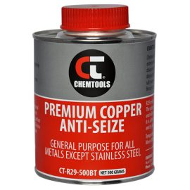 Premium Copper Anti-Seize, 500g Brush Top