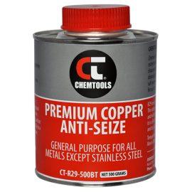 Premium Copper Anti-Seize, 500g Brush Top