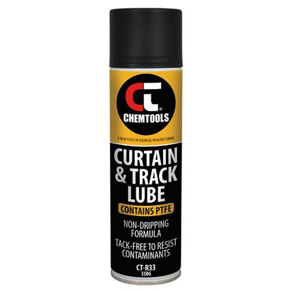 Curtain & Track Lube, 350g Aerosol