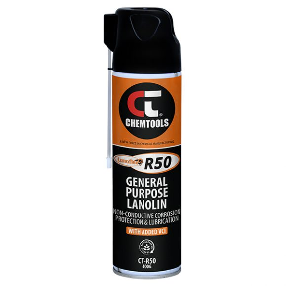 Lanoflex™ R50 General Purpose Lanolin, 400g Aerosol