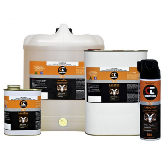 CT-R50 Lanoflex Lanolin Lubricant GP Product Range