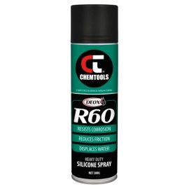 DEOX R60 Heavy Duty Silicone Spray, 300g