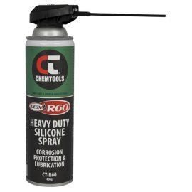DEOX R60 Heavy Duty Silicone Spray, 400g