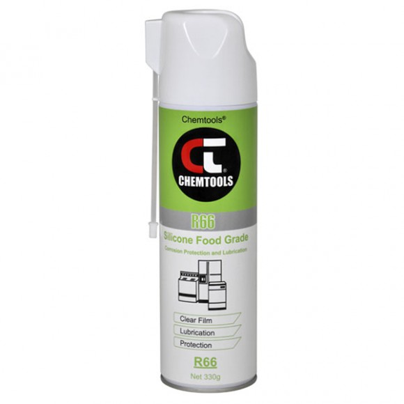 R66 Food Grade Silicone Spray, 330g