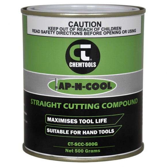 Straight Cutting Compound, 500g