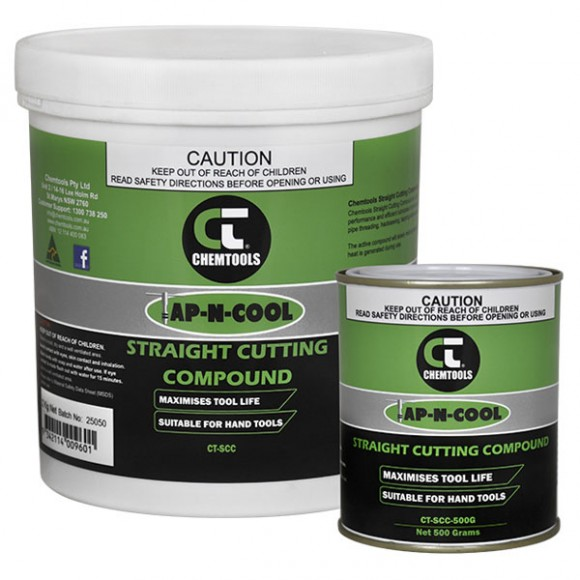 Straight Cutting Compound Product Range