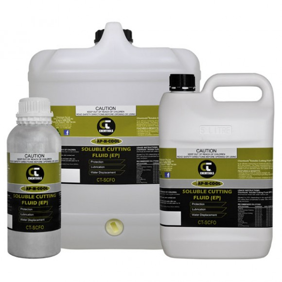 Soluble Cutting Fluid EP Product Range