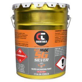 GalMax™ SG Silver 3-in-1 Galvanising Paint, 20L
