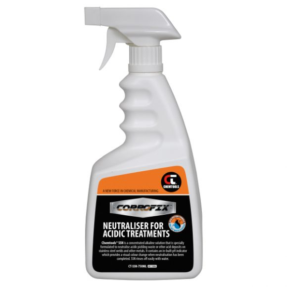 Corrofix™ Neutraliser for Acidic Treatments, 750ml Trigger Spray