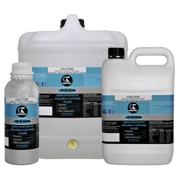 Soluble Cutting Fluid Semi Synthetic Product Range