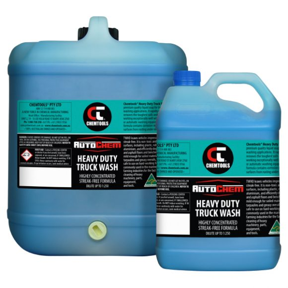 AutoChem™ Heavy Duty Truck Wash Product Range