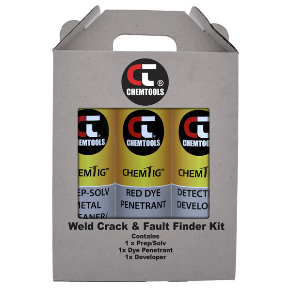 weld crack finder