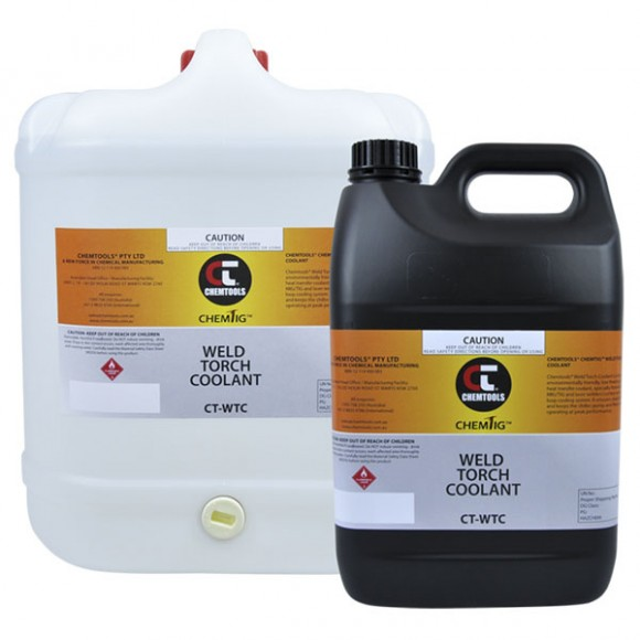 Weld Torch Coolant Product Range