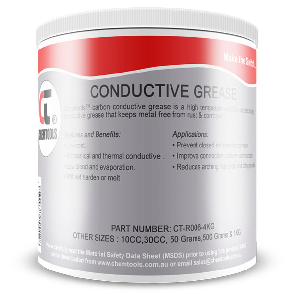 Carbon Conductive Grease Chemtools 174 Australia