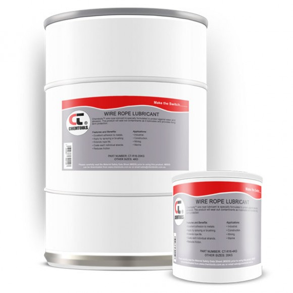 CT-R16 Wire Rope Lubricant