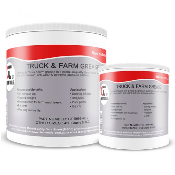 CT-R999 Truck and Farm Grease