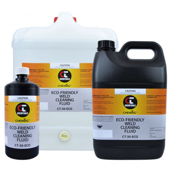 ChemTig™ Eco-Friendly Weld Cleaning Fluid Product Range