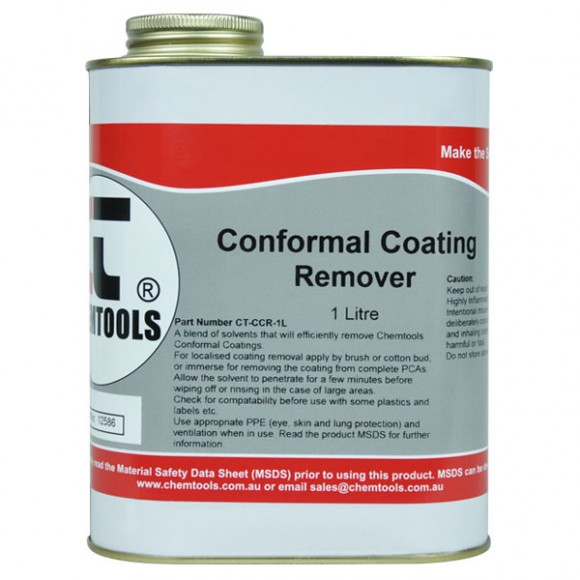 Clearcote Conformal Coating Remover, 1L