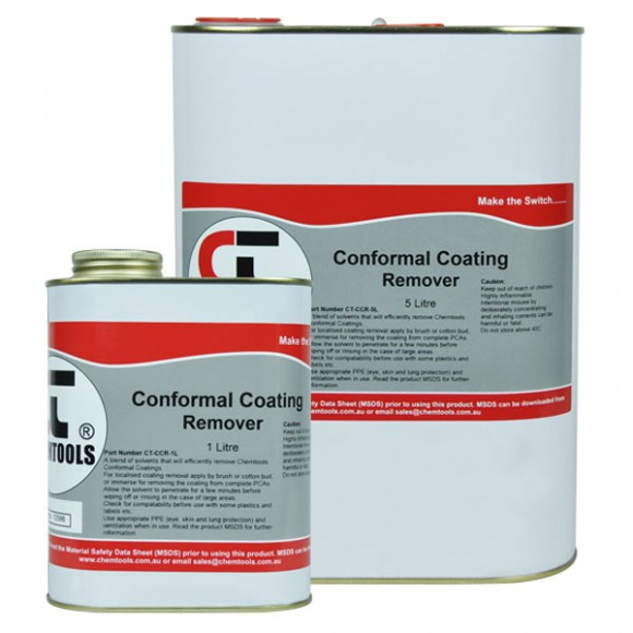 CT-CCR Conformal Coating Remover