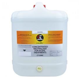 CT-SSNC Acidic Waste Water Neutraliser, 20L