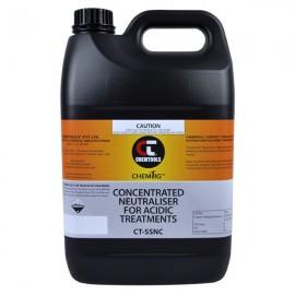 CT-SSNC Acidic Waste Water Neutraliser, 5L