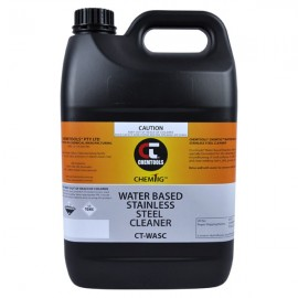 Water Based Stainless Steel Cleaner, 5L