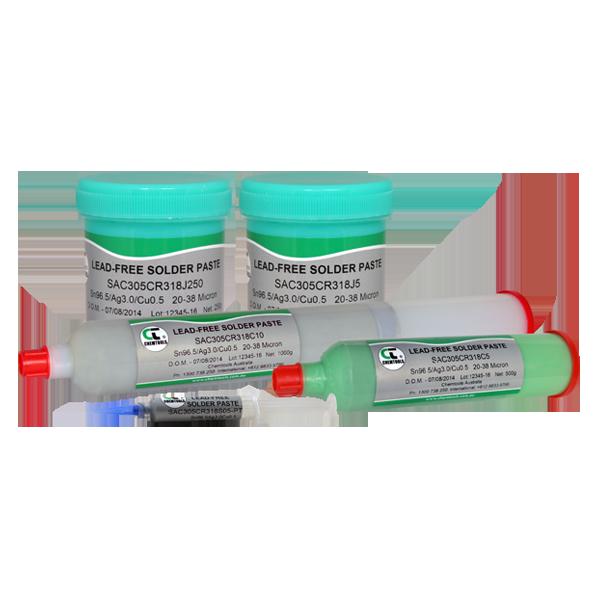 Solder Pastes & Liquid Fluxes