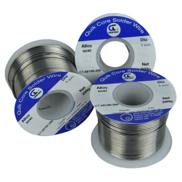 CT-60 Leaded Solder Wire